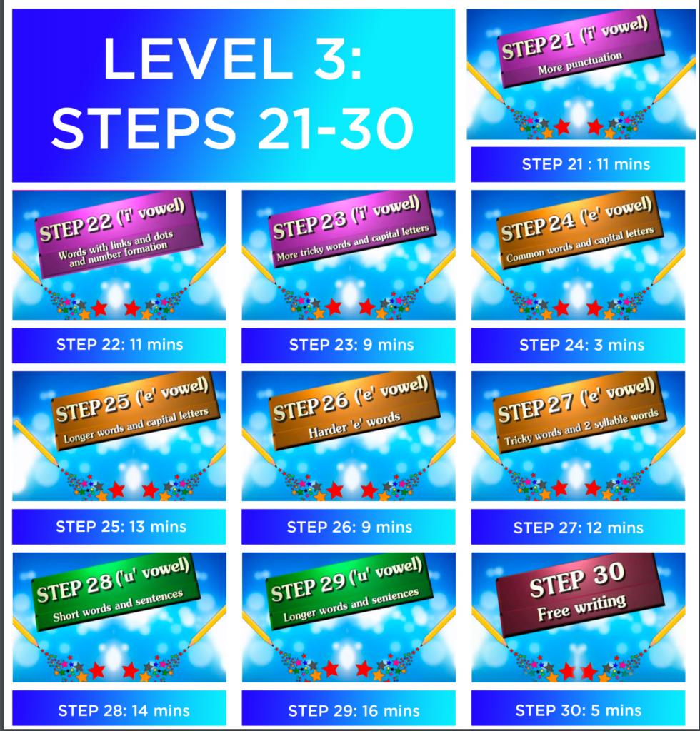 magic link level 3