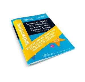cursive workbook